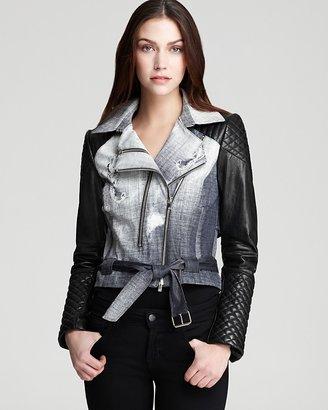 Rebecca Minkoff Trench - Short Kiefer Leather