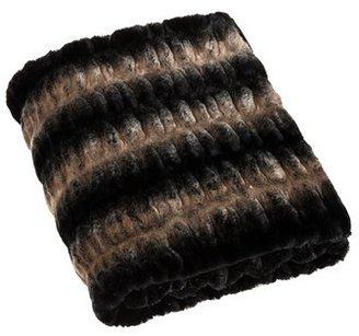 Vue Pug Faux Fur Throw 127x152cm