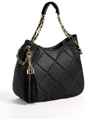 PARADOX Quilted Leather Bag
