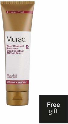 Murad Water-Resistant Sunscreen Broad Spectrum SPF 30 - 125ml