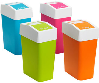 Container Store Brite Swing Lid Can