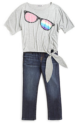Flowers by Zoe Toddler's & Little Girl's Sunglasses Top