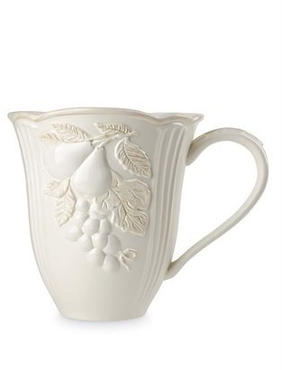 "Lenox Butler's Pantry Fruitier"" Mug"