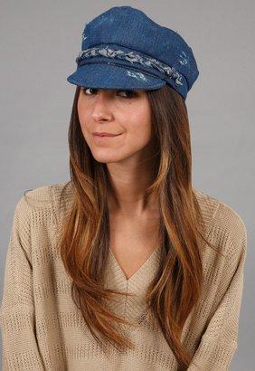 Selima Fisherman Jean's Hat in Denim