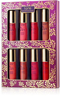 Tarte Online Only Pure Delights 8 Pc LipSurgence Set