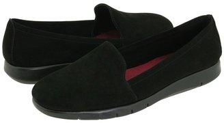 Aerosoles Army (Black Nubuck) - Footwear