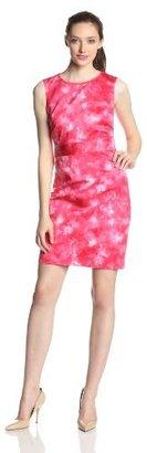 T Tahari Women's Malone Dress