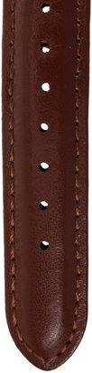 Casio MTP-1095Q-9B1 Brown Leather Analog Watch