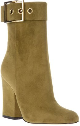 Gucci 'Keshar' buckled ankle boot
