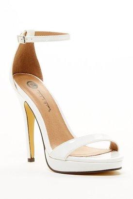 Michael Antonio Lovina Island Ankle Strap Stiletto $45 thestylecure.com