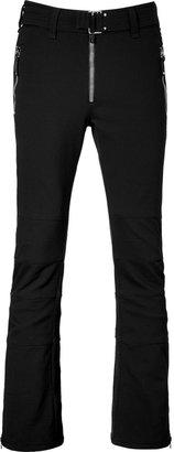 Jet Set Black Coated Edison Ski Pants