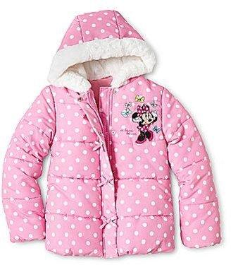 Disney Minnie Puffy Jacket