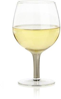Crate & Barrel Joy Wine Glass. 16 oz.