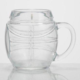 Glass Basketball Mug