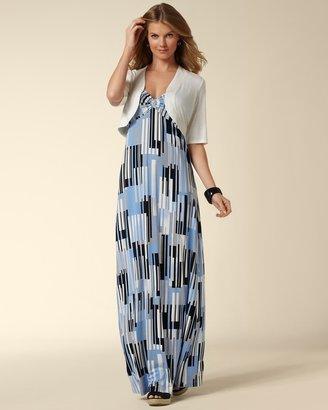 Soma Intimates Addison Gravitate Maxi Dress