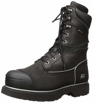 """Timberland Men's 53531 Gravel Pit 10"""" Steel Toe Waterproof Boot"""