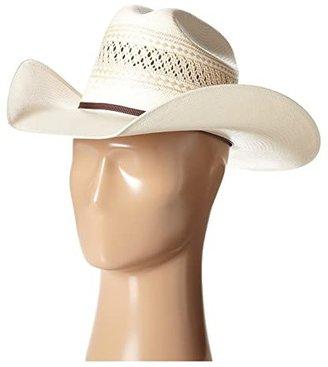 M&F Western T73131 (10X Shantung Tan/Ivory) Cowboy Hats