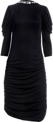 Bodyamr Backless mini dress