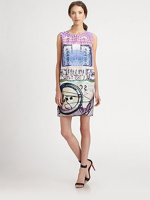 Mary Katrantzou for Current/Elliott The Apollo Dress
