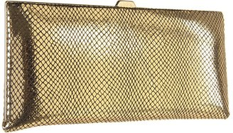 Lodis Crystal Cove Andra Clutch Wallet with Cell Pocket (Bronze) - Bags and Luggage
