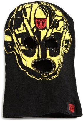 Transformers Big Boys' Bumblebee Face Mask