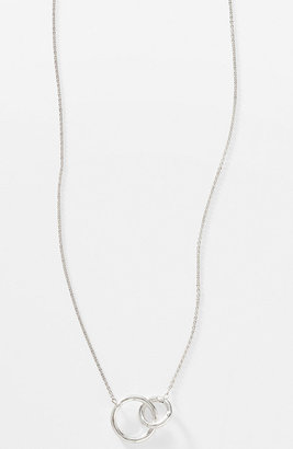 J. Jill Everyday elements mini-interlocking-rings necklace