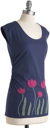 Thoughts of Spring Top