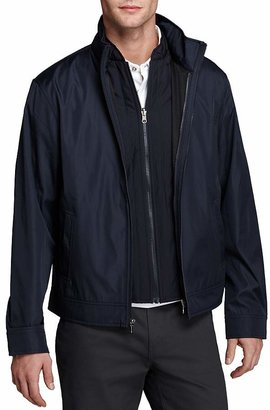 Michael Kors 3-in-1 Track Jacket $198 thestylecure.com