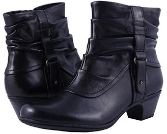 Cobb Hill Alexandra (Black) Women's Boots