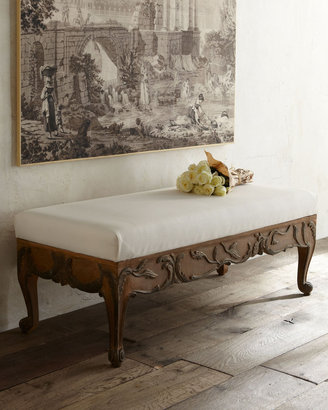 Horchow Tara Shaw Swedish Bench