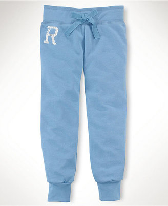 Ralph Lauren Pants, Little Girls Fleece