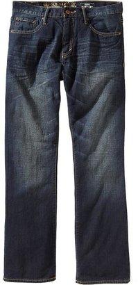 Old Navy Men's Premium Slim Boot-Cut Jeans