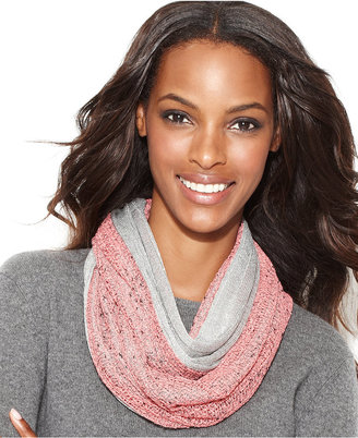 David & Young Lightweight Double Sided Loop Scarf