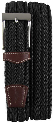 Tommy Bahama 'Castaway' Woven Cotton Belt