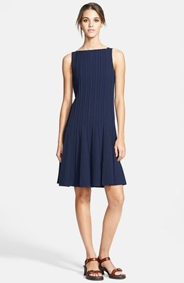 Marc Jacobs Pintuck Pleated Dress