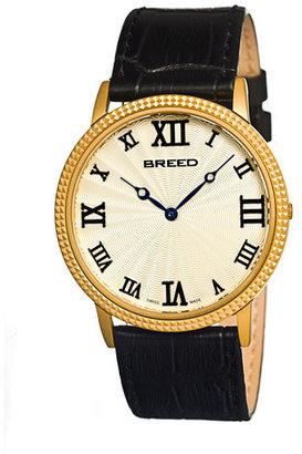 Breed George Men's Black Gold
