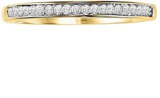 Simply Vera Vera Wang 14k Gold 1/7-ct. T.W. Diamond Band Ring