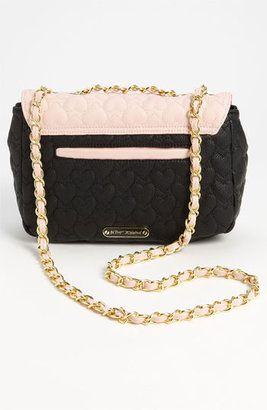 Betsey Johnson 'Be My One & Only' Shoulder Bag