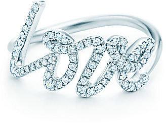 Tiffany & Co. Paloma Picasso®:Love Ring