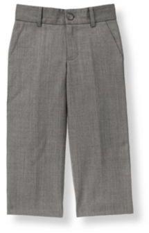 Janie and Jack Herringbone Suit Trouser