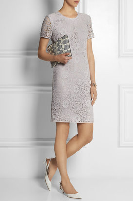 Burberry Crocheted lace dress