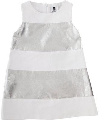 Lisa Perry Little Foil Sleeveless Dress