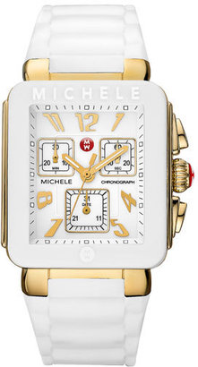Michele 'Park Jelly Bean' Watch, 33mm x 36mm
