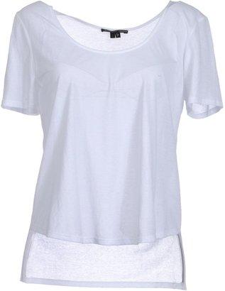 Theyskens' Theory Short sleeve t-shirts