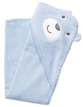Carter's Bear Hooded Towel