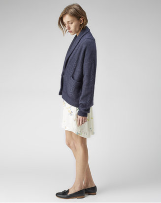 Band Of Outsiders chunky cable cardigan