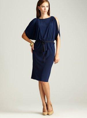 T Tahari Alice Matte Jersey Dress