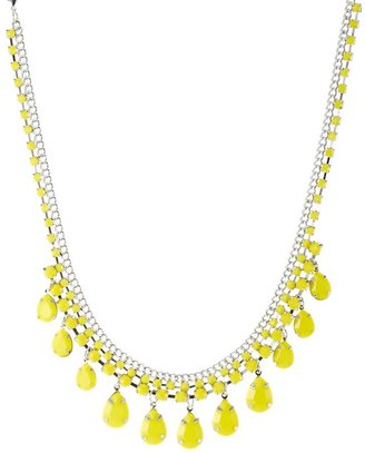 sweet deluxe DISCO Collier jaune