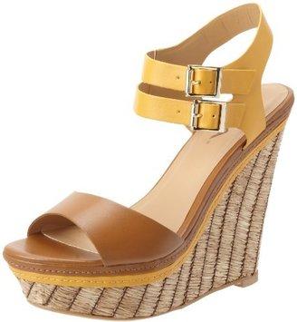 Mia Women's Strut Wedge Sandal