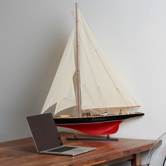 Found by Fab Normandie Model Boat